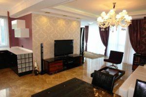 Квартира с отделкой и мебелью