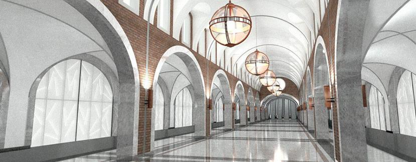 новое метро Селигерская