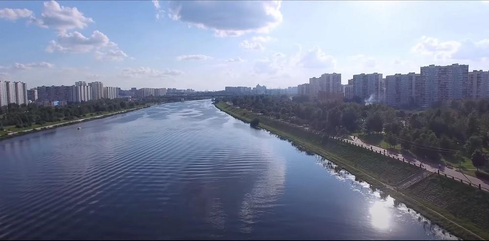 река в Марьино - Район Марьино в ЮВАО: описание, преимущества и недостатки