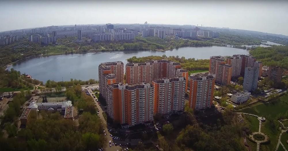 brateevo s vysoty - Район Братеево в ЮАО: недвижимость, новостройки, преимущества и недостатки
