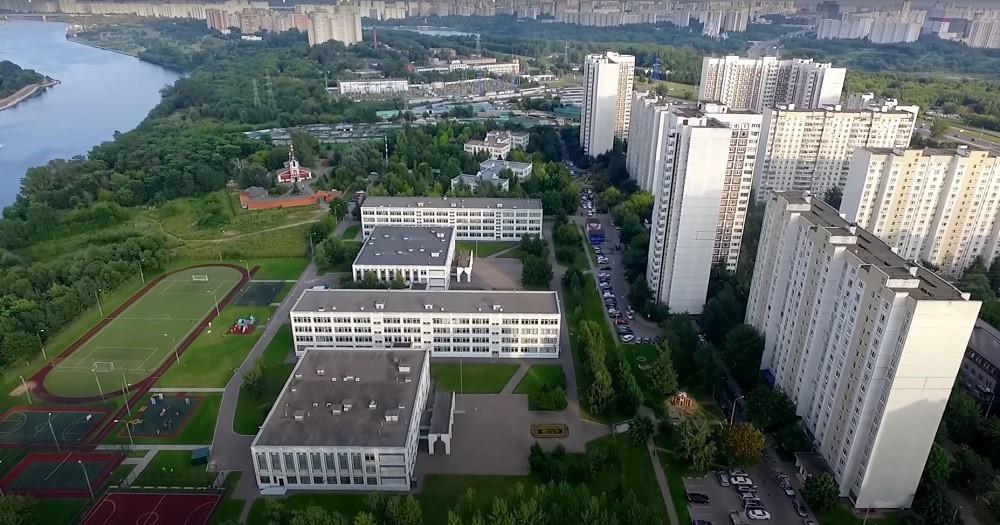 raojon brateevo - Район Братеево в ЮАО: недвижимость, новостройки, преимущества и недостатки
