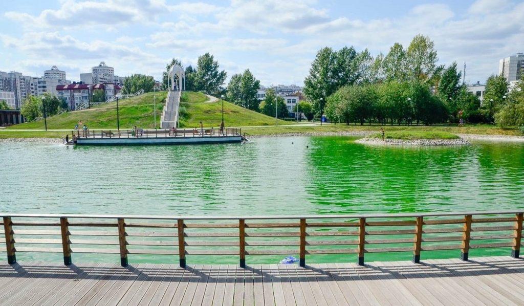 bratislavskij park 1024x598 - Все парки ЮВАО Москвы