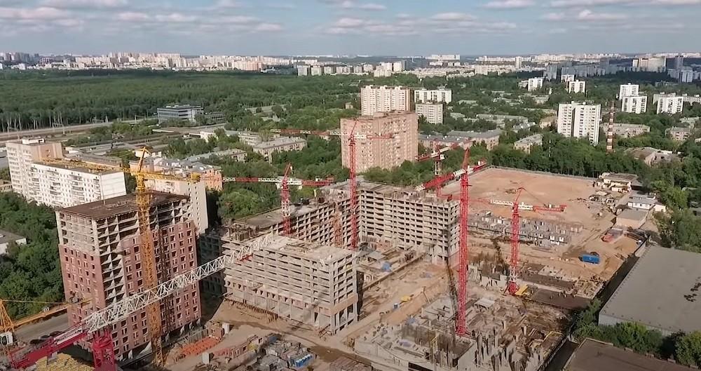 novostrojki rajona - Район Рязанский ЮВАО: описание, недвижимость, недостатки и достоинства