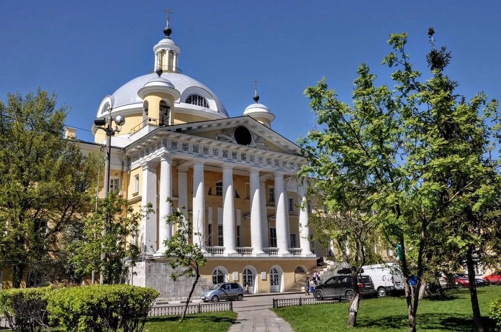gkb im. pirogova - Район Якиманка, ЦАО: история, недвижимость, недостатки и достоинства