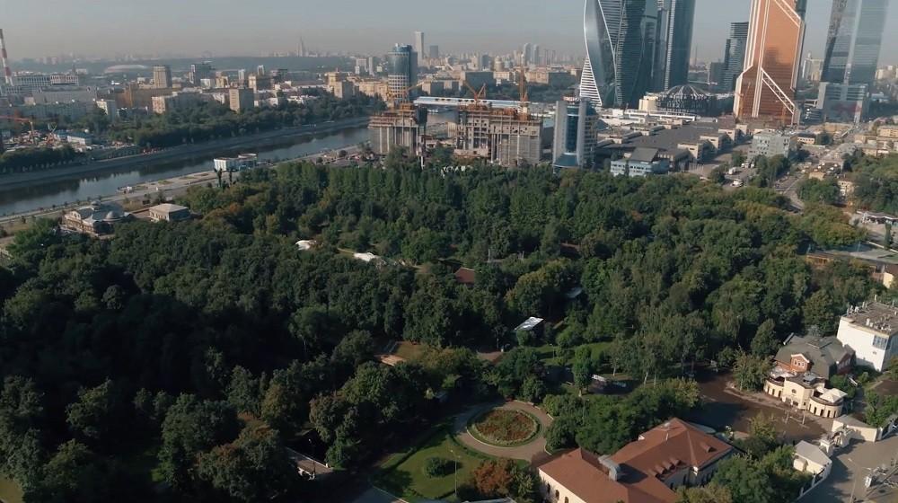 park krasnaja presnja - Пресненский район в ЦАО: история, недвижимость, недостатки и достоинства